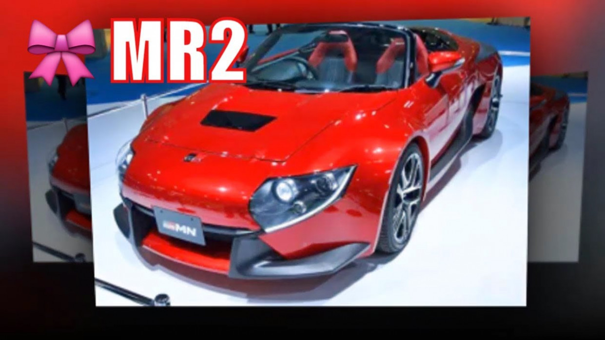 8 toyota mr8 concept | 8 toyota mr8 turbo | 8 Toyota MR8 Review |  Buy new cars - 2020 toyota mr2