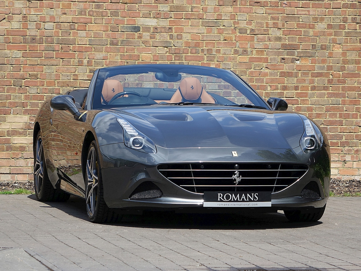 8 Used Ferrari California T | Grigio Silverstone - 2020 ferrari california t for sale