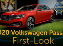 8 Volkswagen Passat – First Look