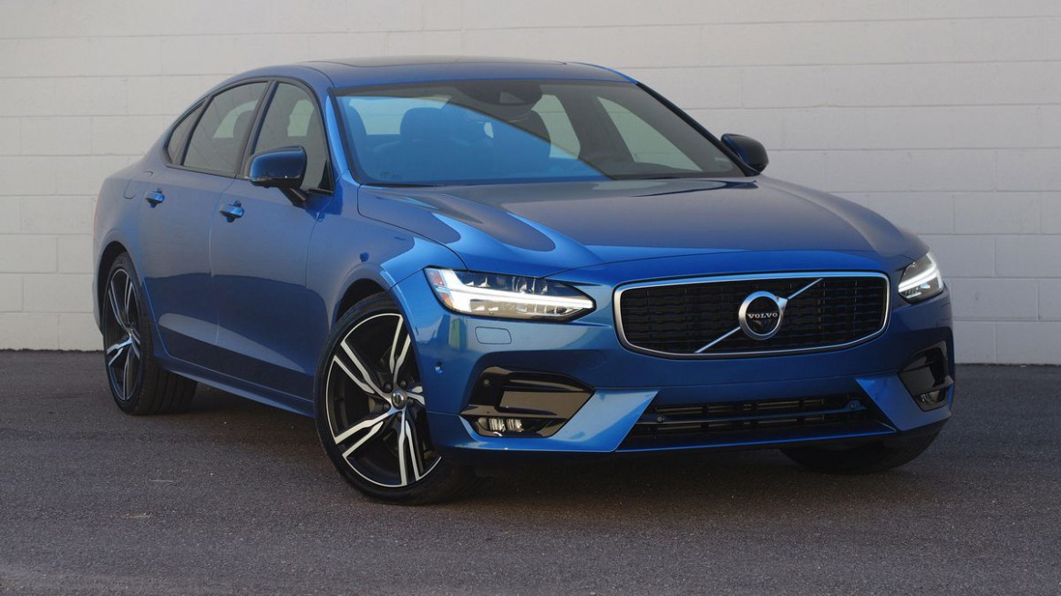 8 Volvo S8 T8 AWD R-Design is one sharp Swede - Roadshow - 2020 volvo blue