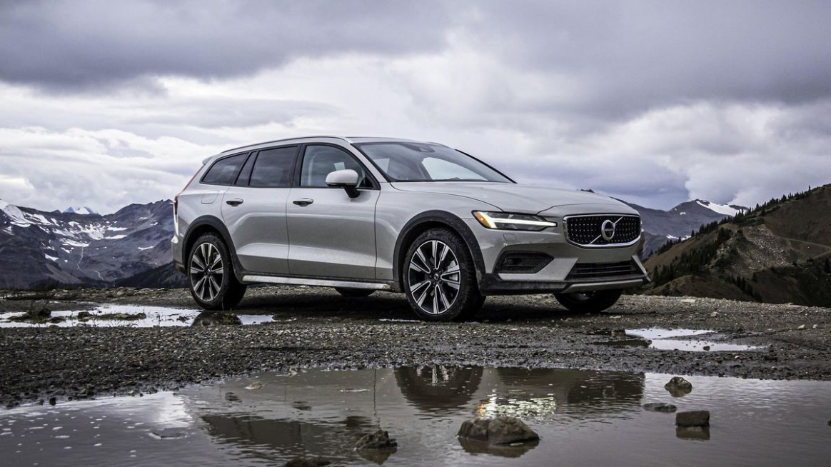 8 Volvo V8 Cross Country first drive review: Small changes ..