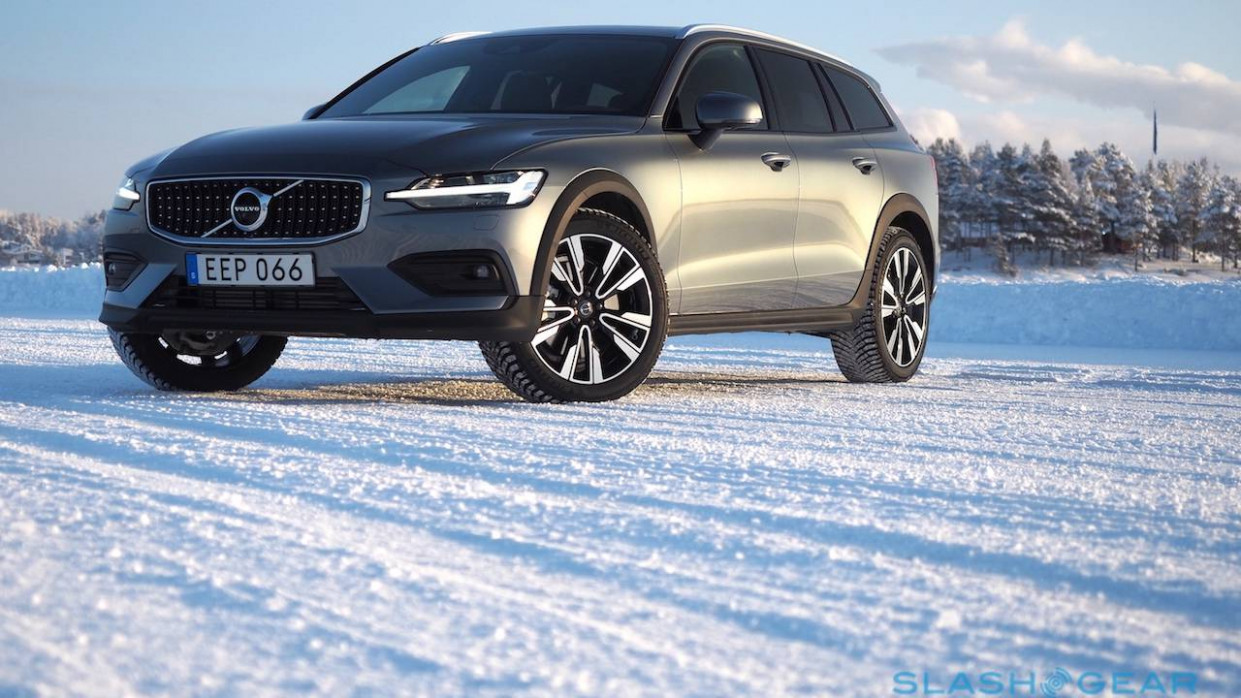 8 Volvo V8 Cross Country First Drive – The Wagon Agenda ..
