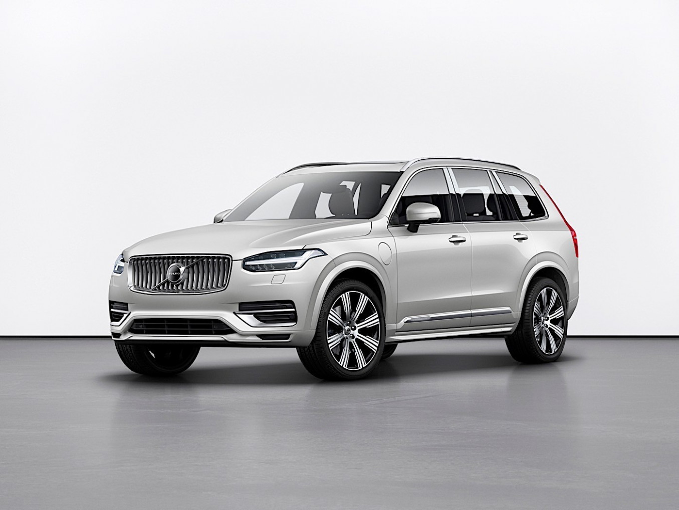 8 Volvo XC8 Gets KERS, Adds a B to Its Name - autoevolution - 2020 volvo luxury