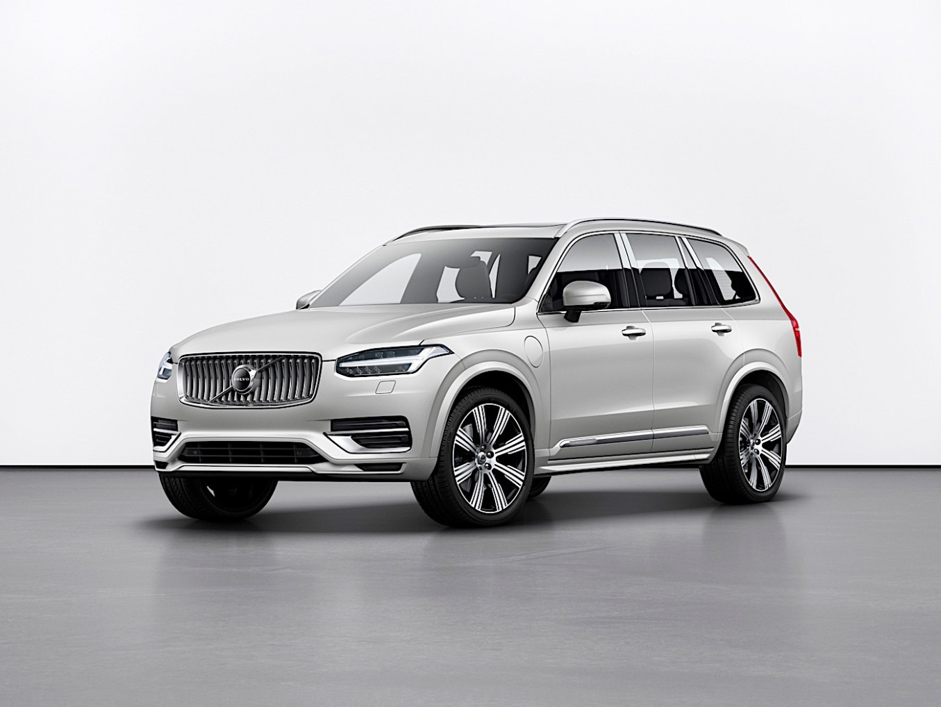 8 Volvo XC8 Gets KERS, Adds a B to Its Name - autoevolution - volvo xc90 2020
