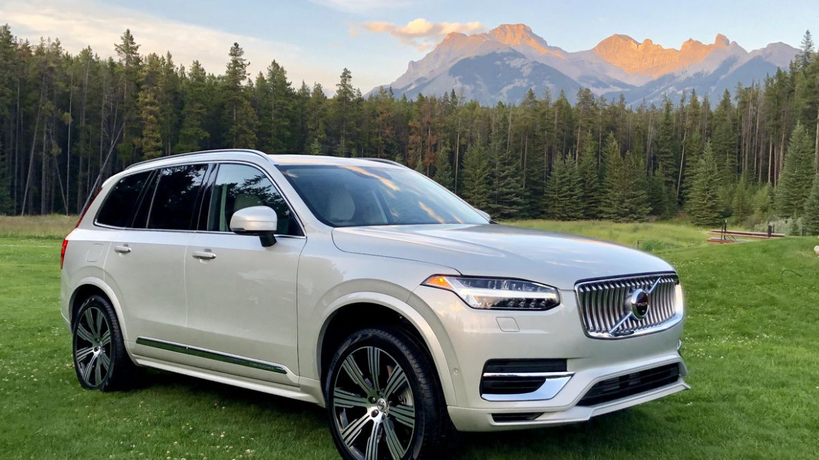 8 Volvo XC8 is a slicker, safer Swedish SUV - Roadshow - volvo xc90 2020