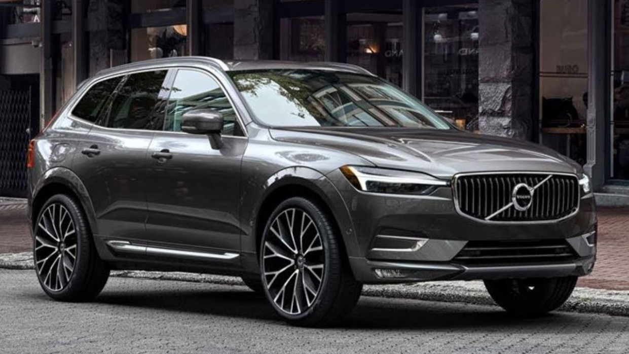 8 Volvo XC8 Luxury SUV Introduce - 2020 volvo luxury