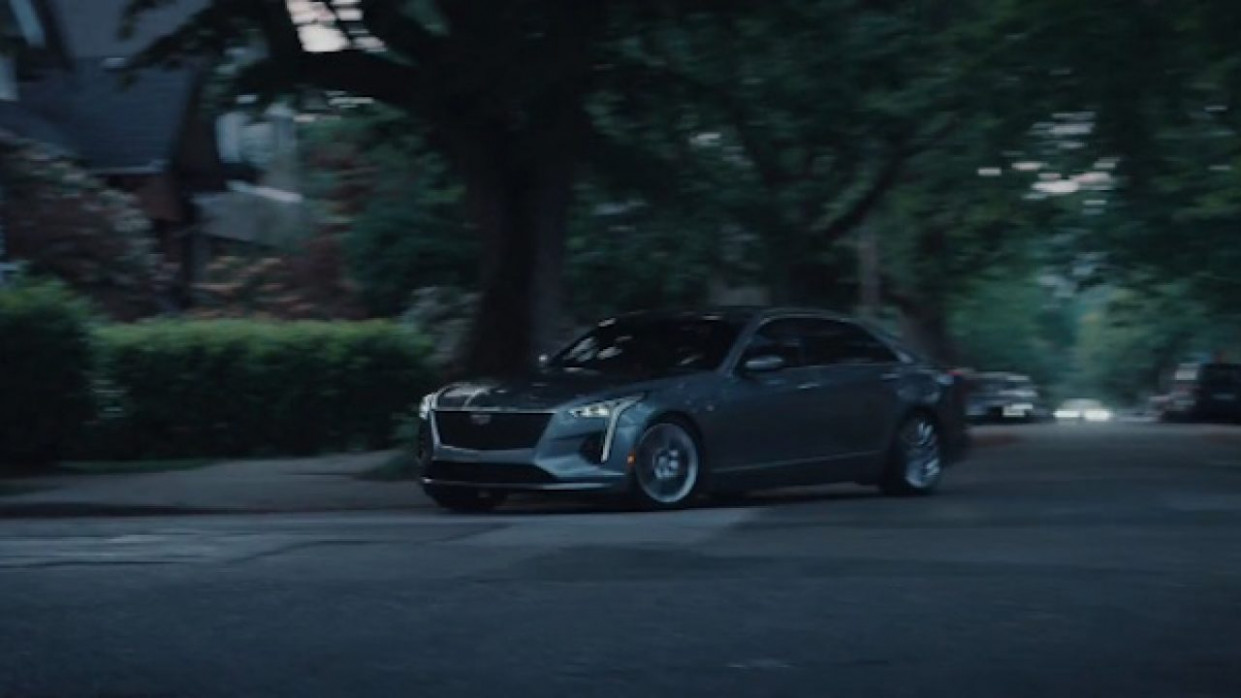 A Cadillac Makes A Good Summer Night Companion: Video | GM Authority - cadillac commercial song 2020