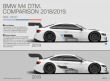 A detailed look at the new BMW M6 DTM for the most powerful DTM ...