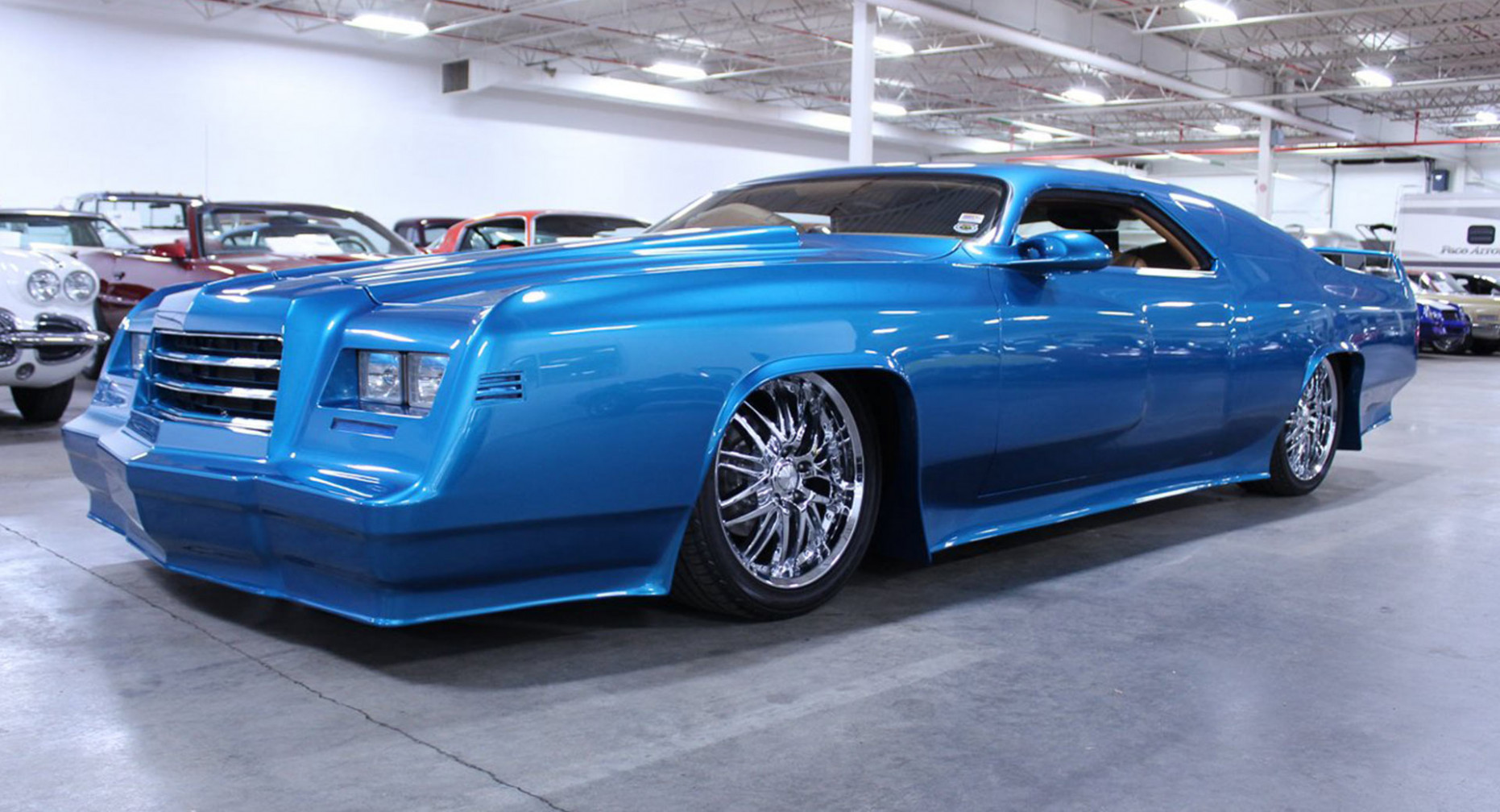 A Dodge Magnum Like No Other You've Seen Has $8,8 Worth Of ...