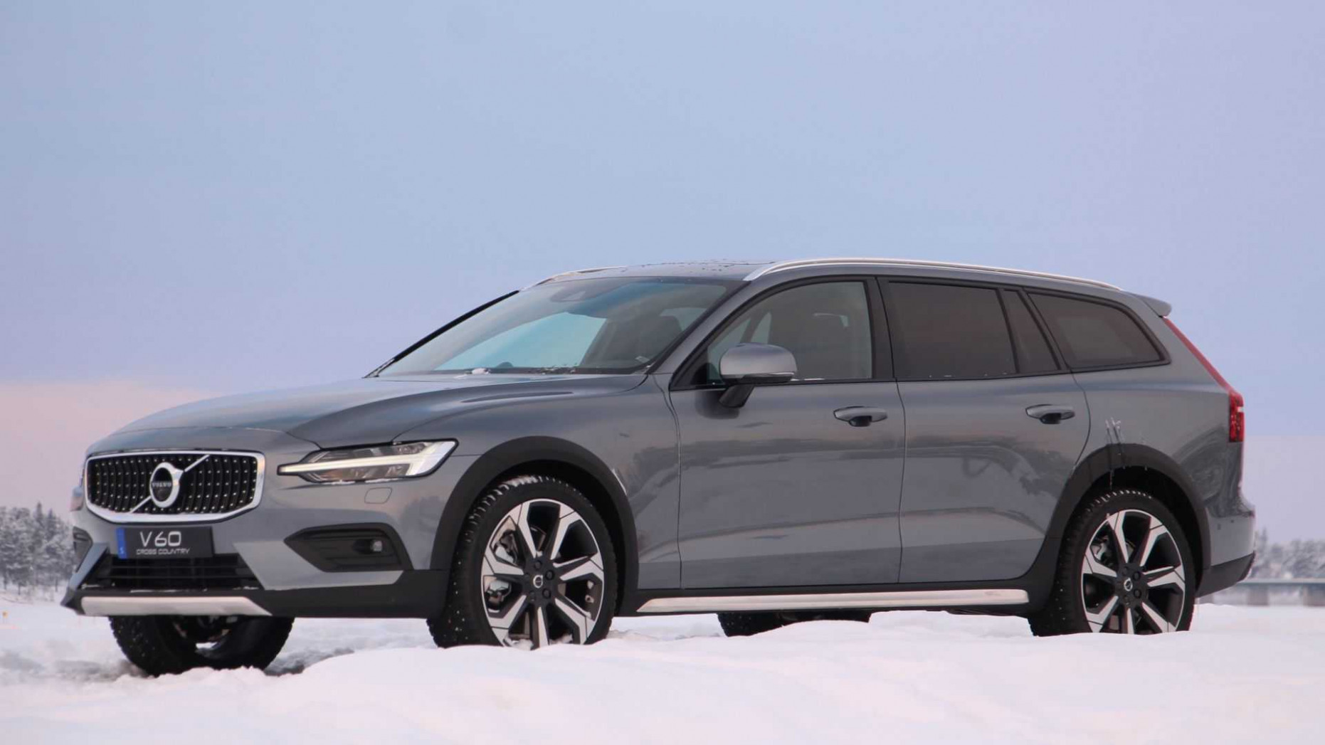 A Fully-Loaded 8 Volvo V8 Cross Country Can Cost $8,8 - 2020 volvo cross country