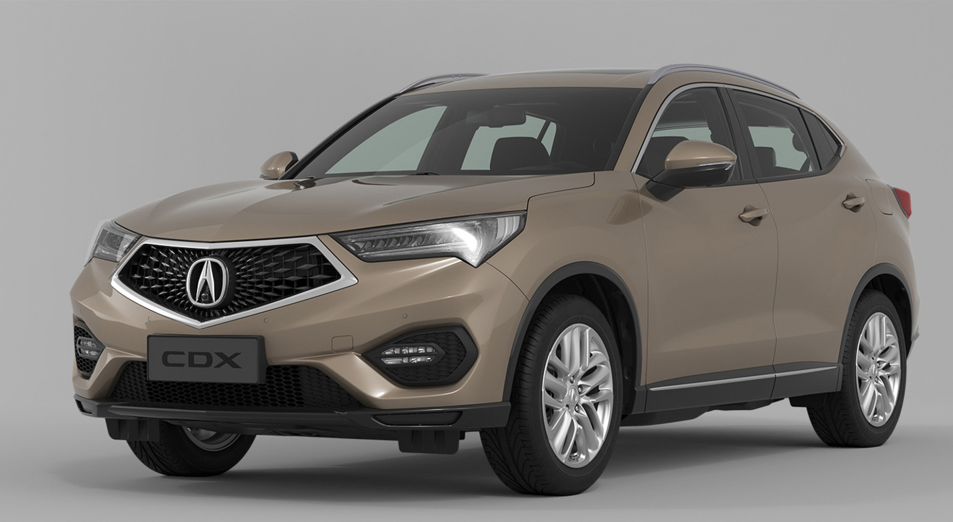 Acura CDX compact crossover debuts at 8 Beijing auto show