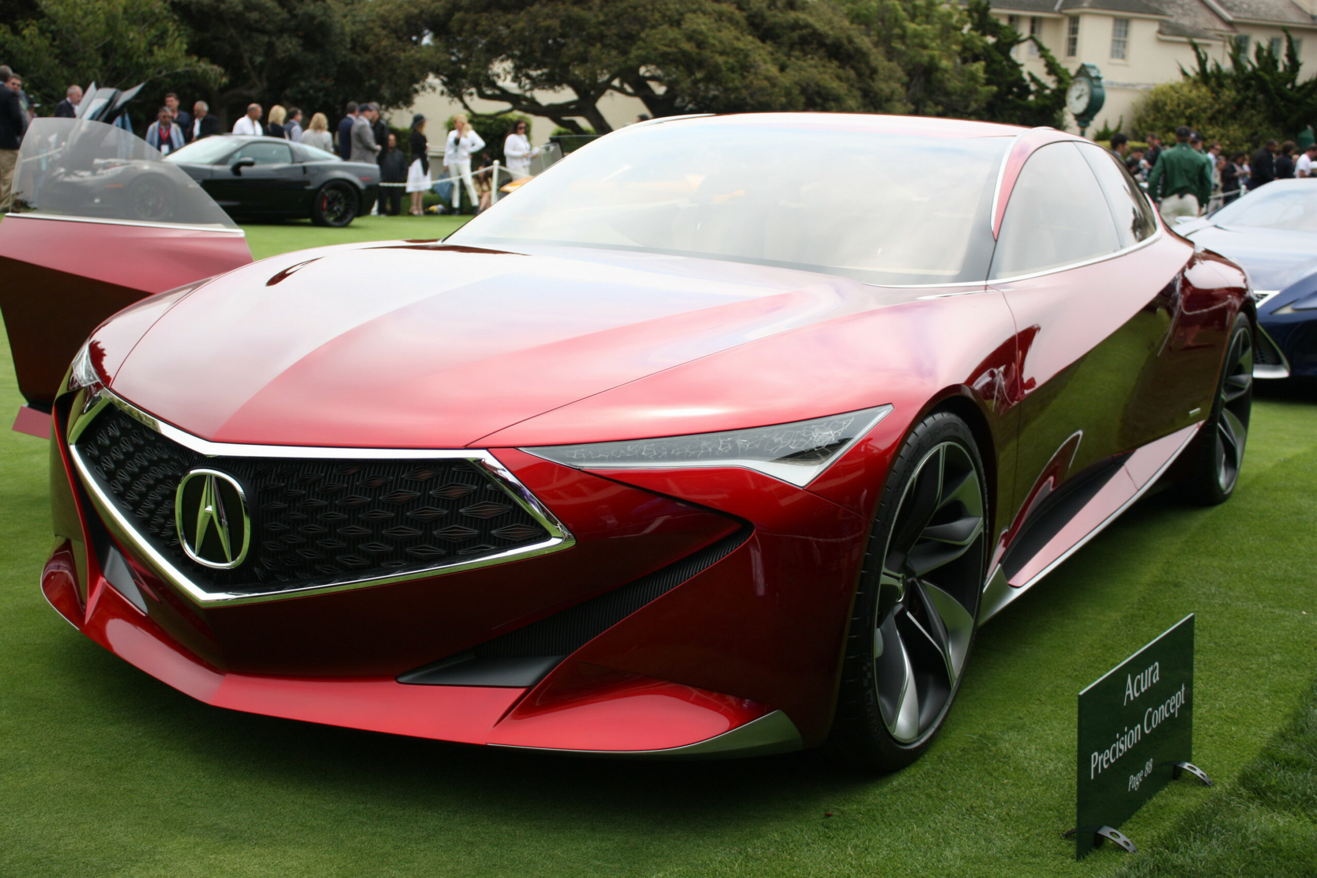 "Acura Could Resurrect The ""Legend"" Name With A Four-Door Coupe At ..."