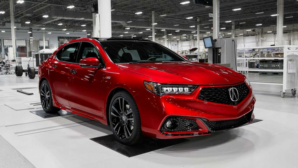 Acura Debuts TLX PMC Edition Hand Built By NSX Technicians - 2020 acura xlt