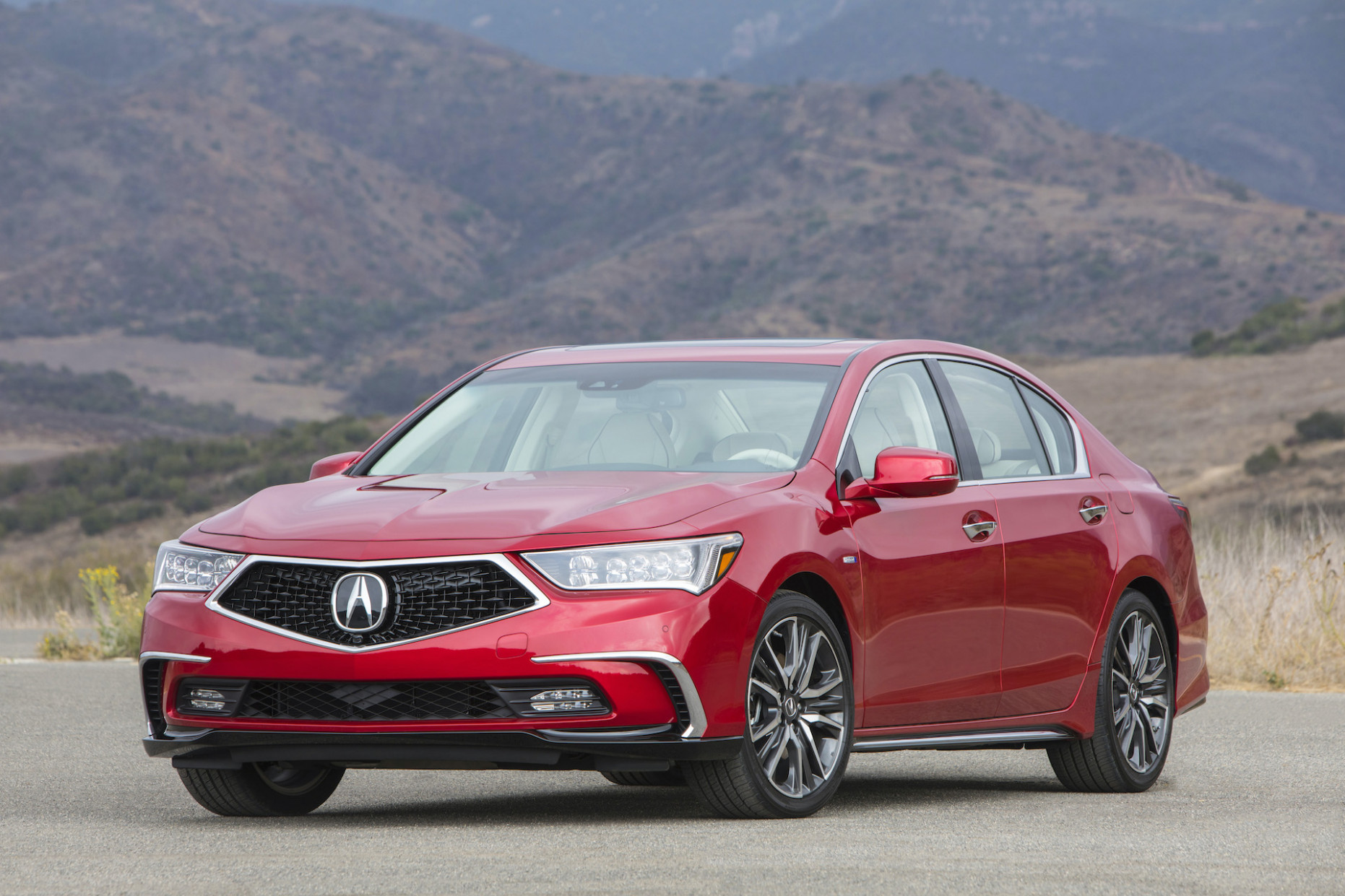 Acura RLX to bow out after 7