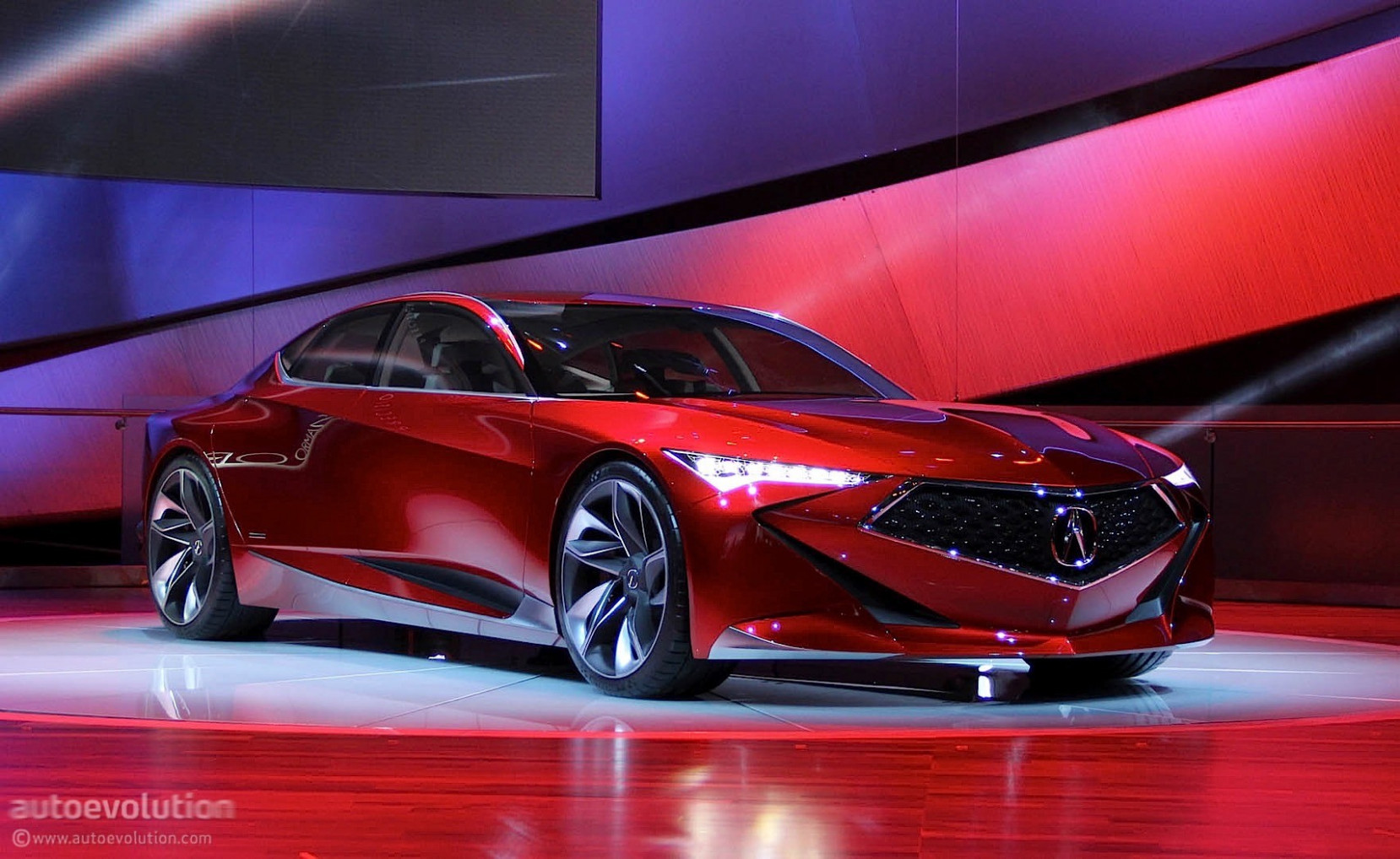 Acura's Next-Generation RLX To Be Inspired By Precision Concept ...