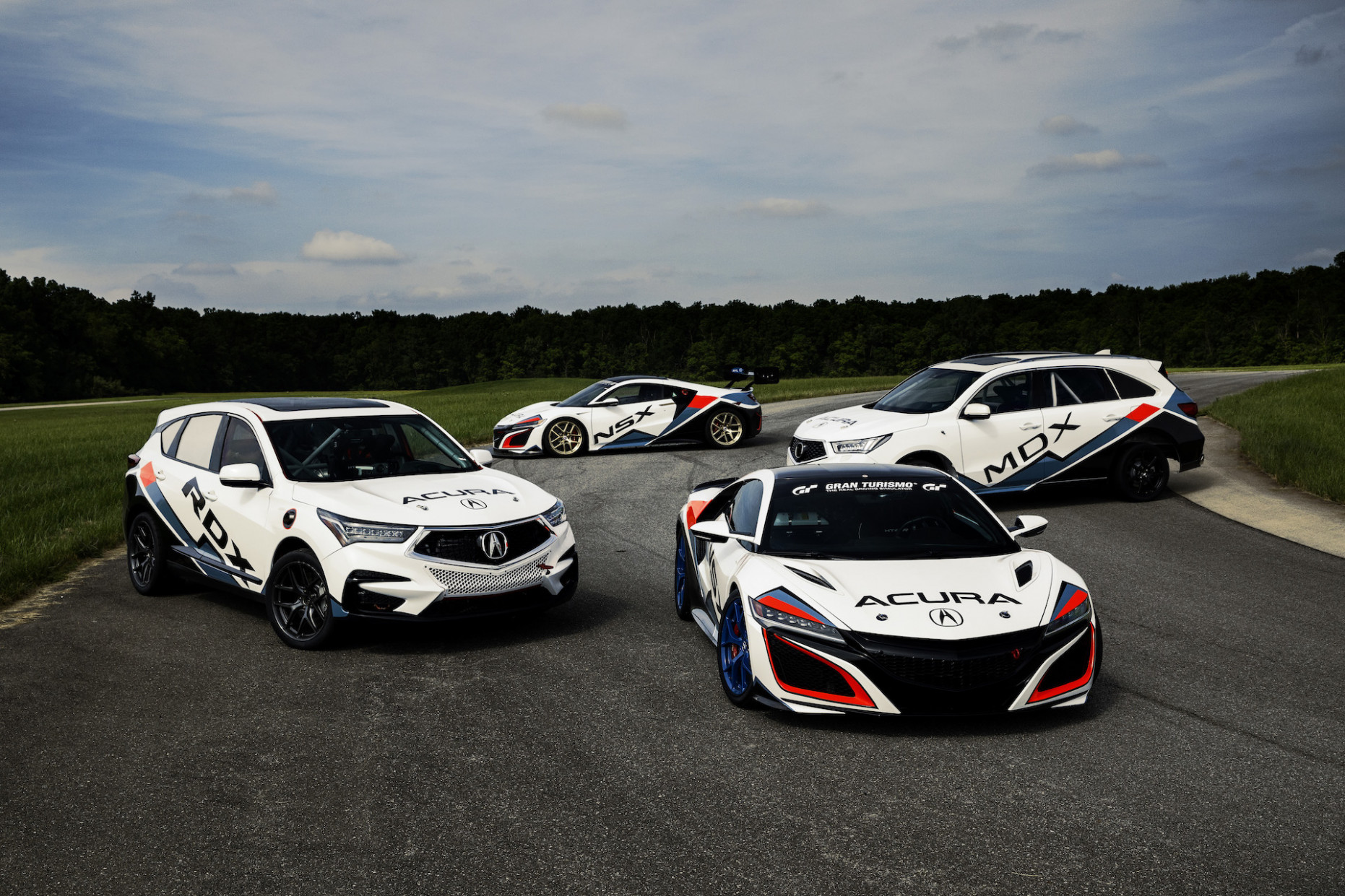 Acura to invade Pikes Peak with four prepared race cars and one ..