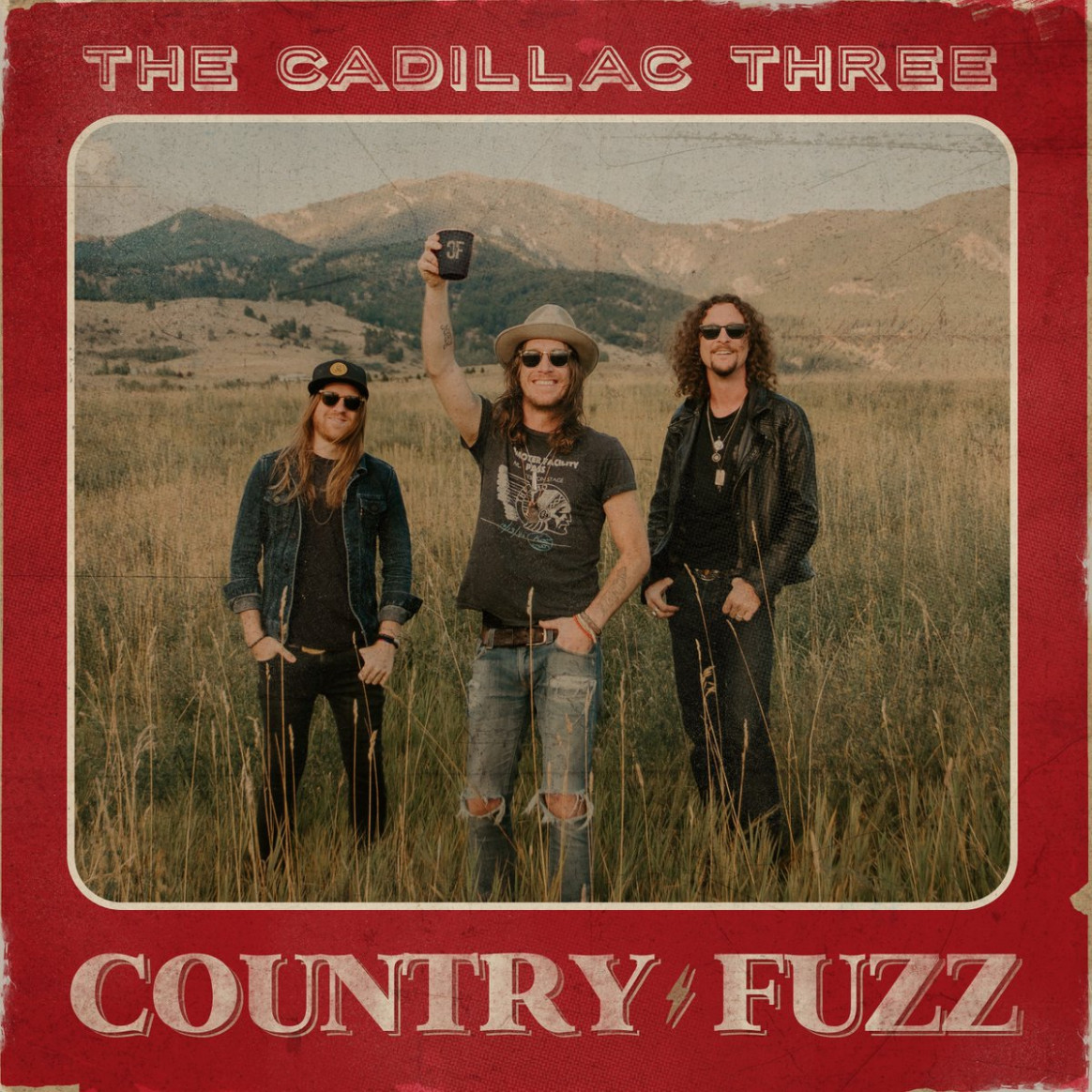 Album Review: The Cadillac Three - Country Fuzz - mxdwn Music