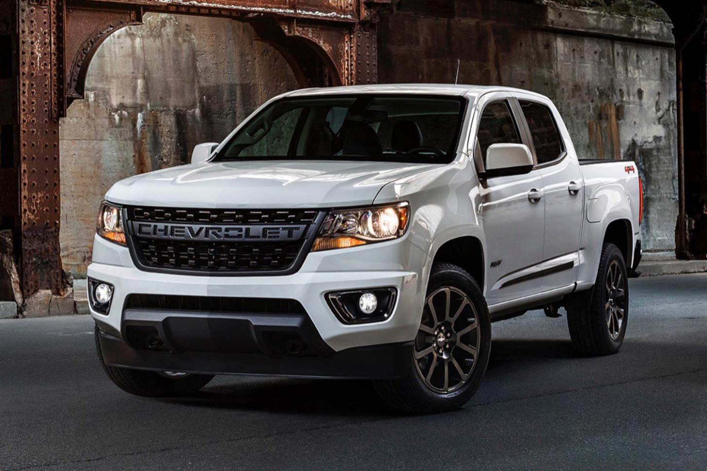 All New Chevrolet Colorado 6 (With images) | Chevrolet colorado ..