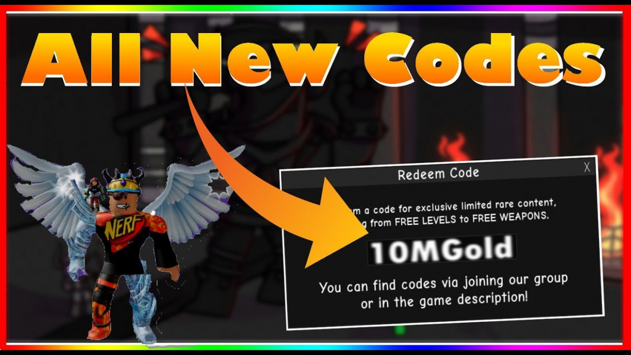 *ALL* New INFINITY RPG Codes! (6) |ROBLOX - infinity rpg secrets 2020