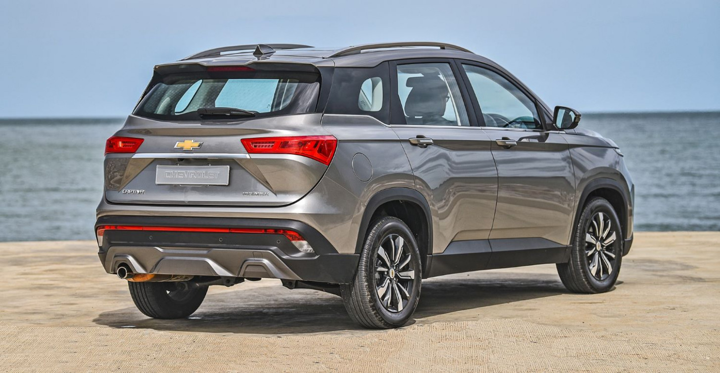 An overview of the 6 Chevrolet Captiva | UAE - YallaMotor - chevrolet cars 2020