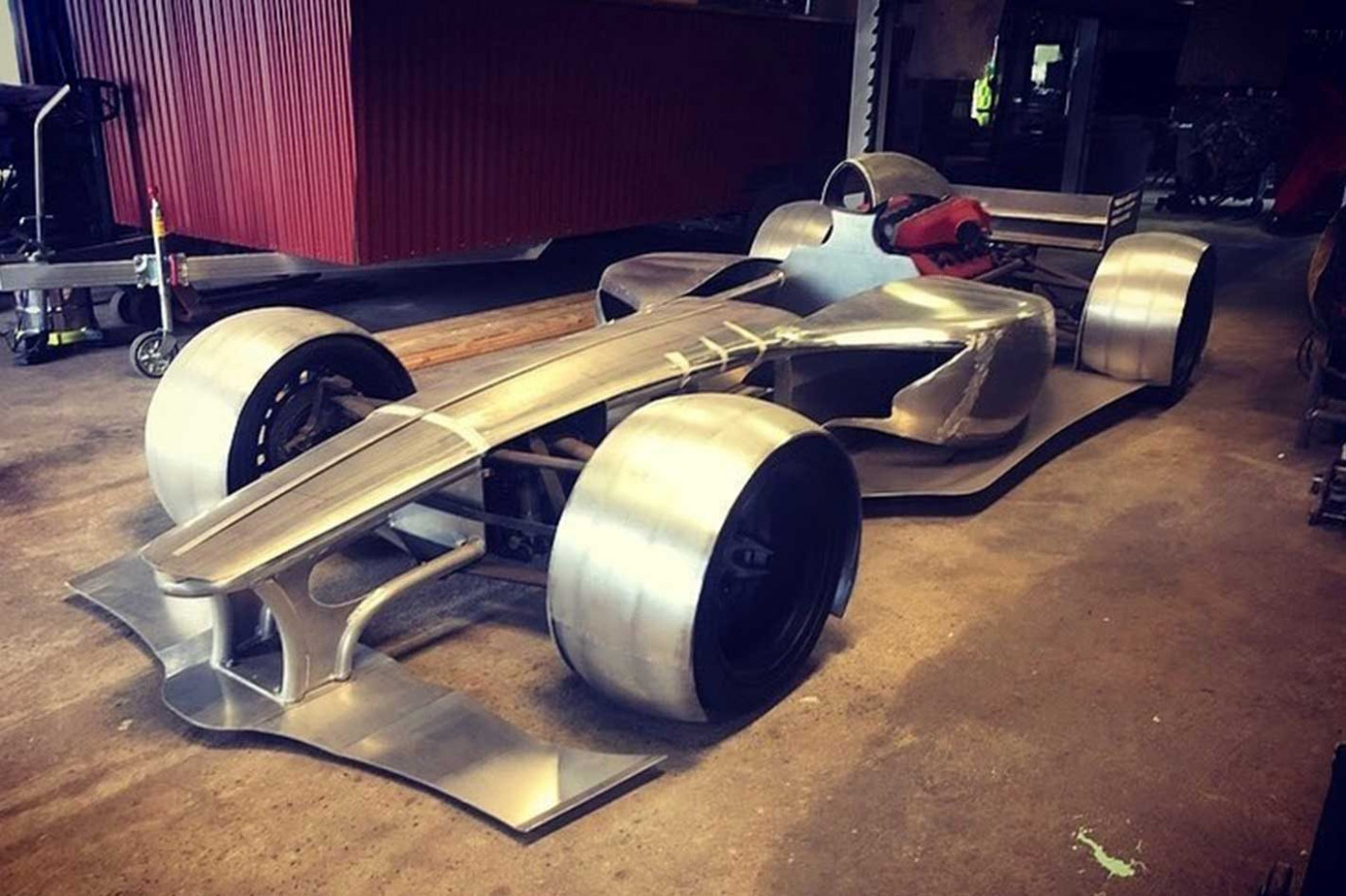 Aussie-built Ferrari-powered F6 road car in development - zacarías ferrari 2020