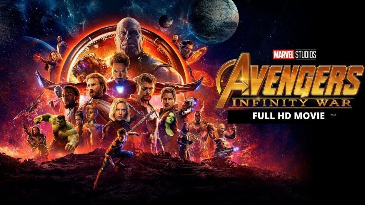 Avengers Infinity War Full Movie HD facts |Avengers Infinity War Full Movie  Hindi |Thanos|Iron Man - avengers infinity war hindi movie 2020