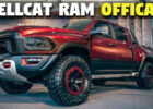 BEASTLY Ram Rebel TRX w/ Hellcat Engine *CONFIRMED! (8 Release)