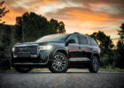 Bigger and Bolder: New GMC Acadia 8 rears its headlights in the ...
