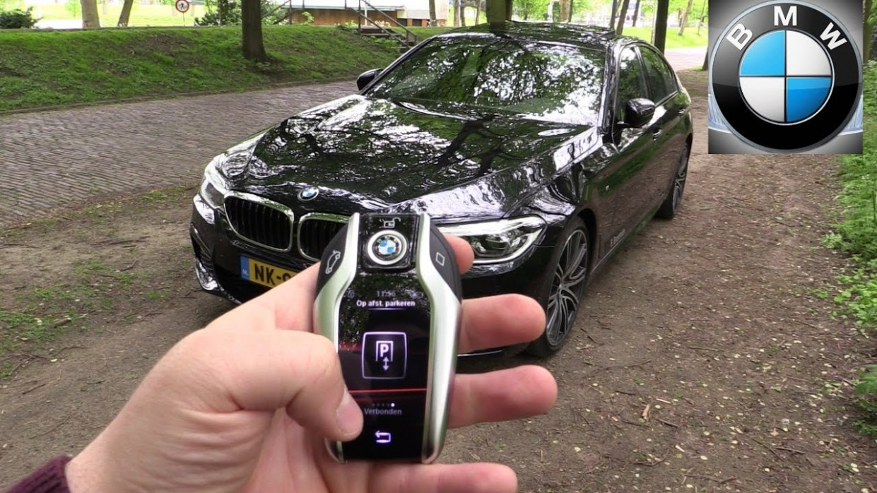 BMW 7 Series 740i M 7 New REMOTE PARKING Test Drive In Depth Review  Interior Exterior - 2020 bmw remote start