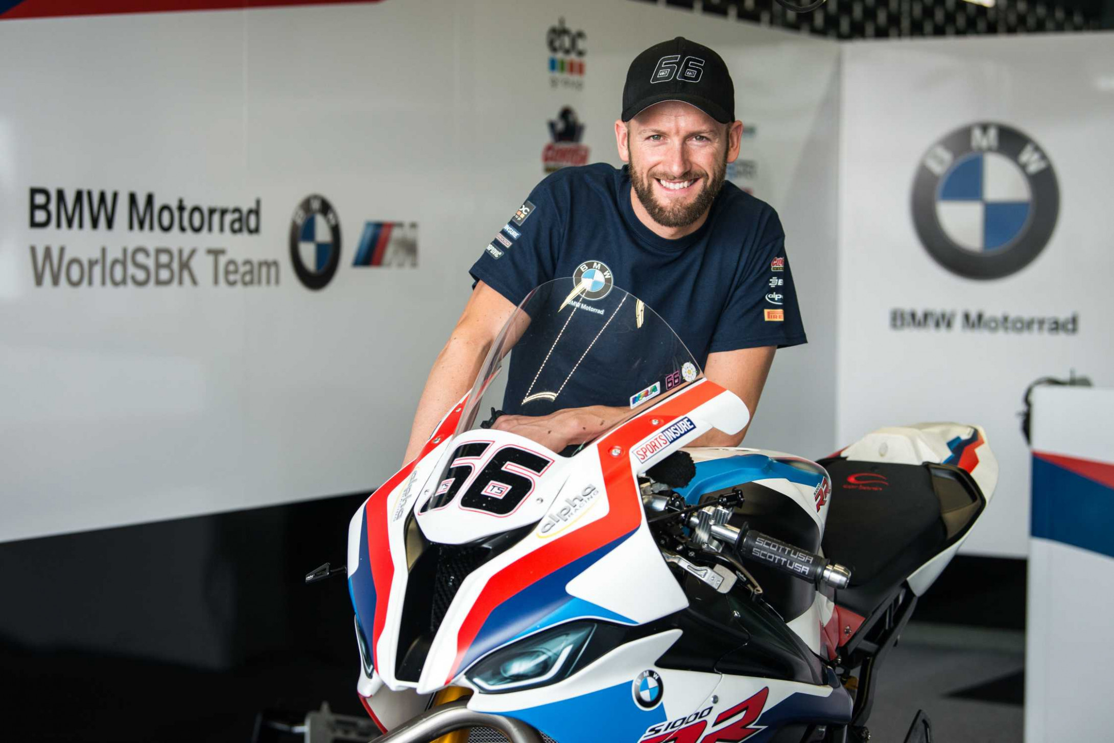 BMW Motorrad WorldSBK Team and Tom Sykes to race together also in ..
