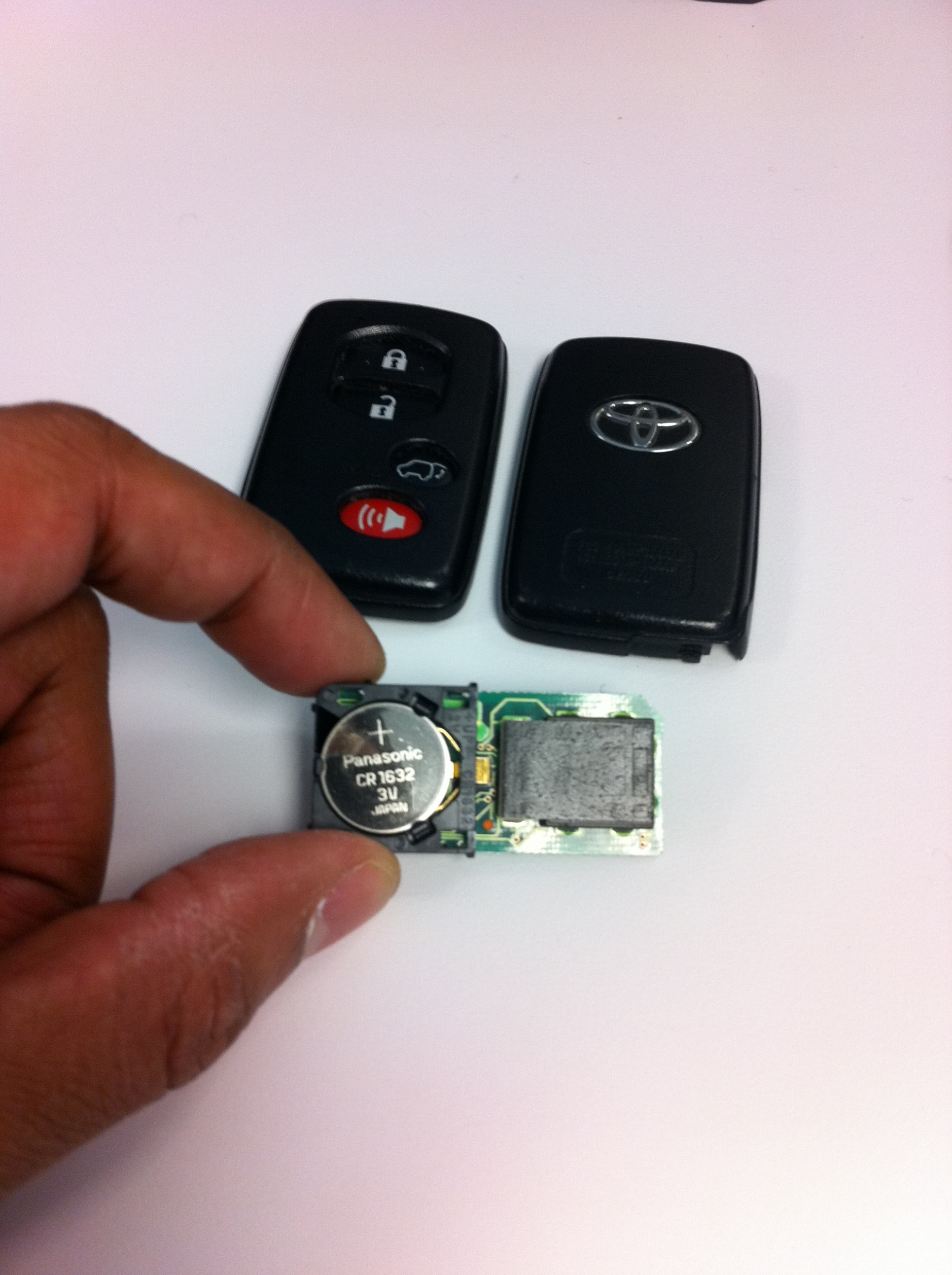 BRZ Limited Keyless FOB Battery Dying? - Toyota GR7, 7, FR-S ..