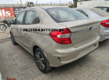 BS7 Ford Figo, Aspire & Freestyle launched - Team-BHP