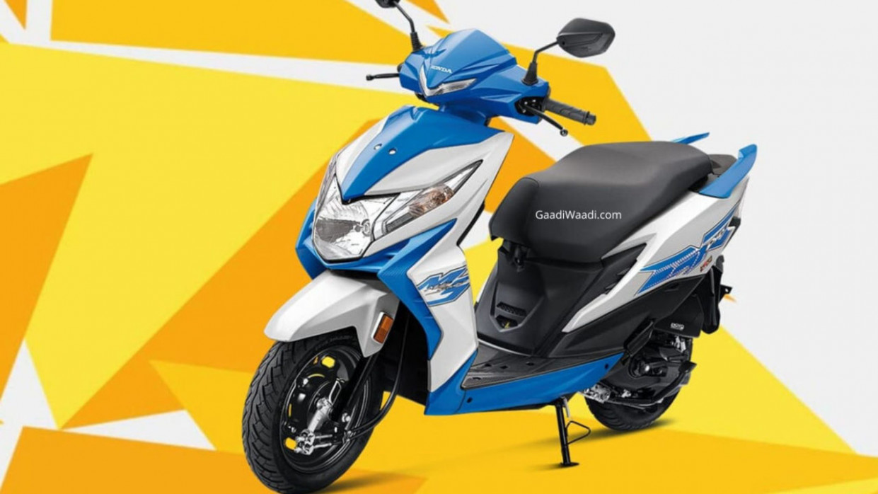 BS7 Honda Dio Launched At Rs
