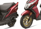 BS7 Honda Dio Launched At Rs. 7,7 - Top 7 Changes