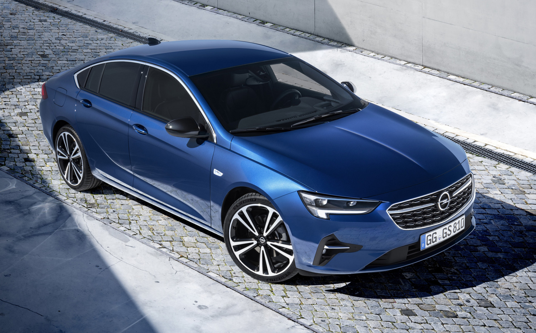 Buick Regal's Opel twin given an update