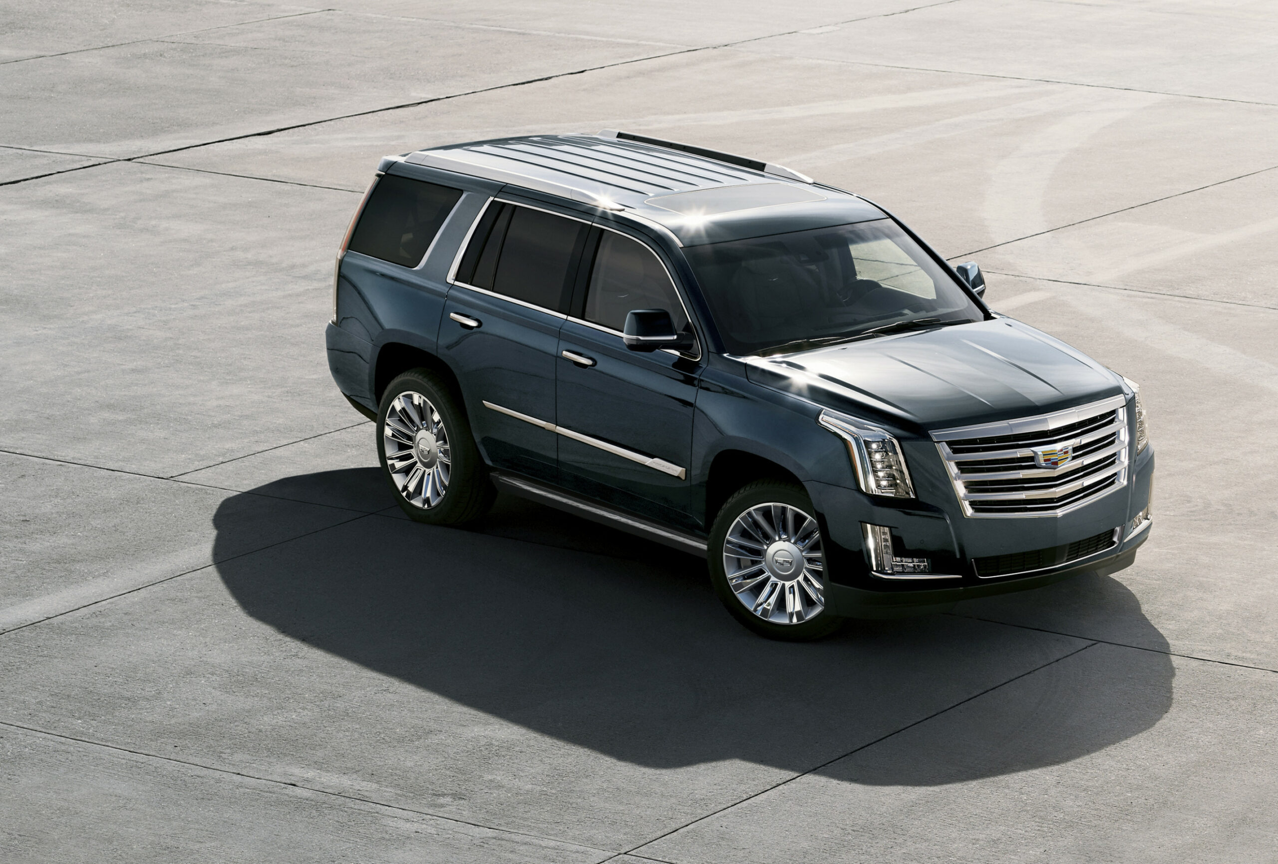 Cadillac Pressroom - Middle East - 6 Escalade