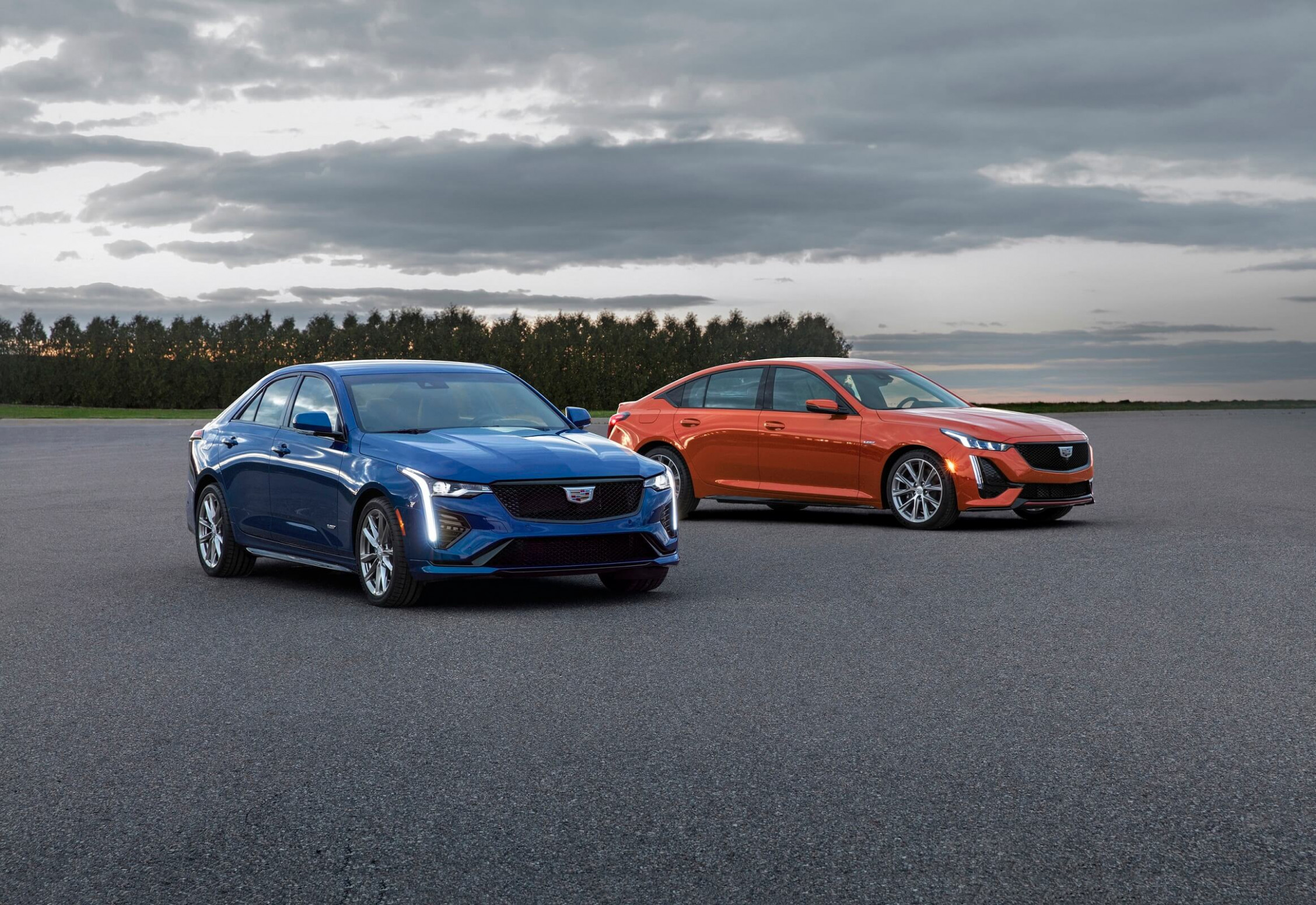 Cadillac's V-Series Performance Range Welcomes Two New Models ...