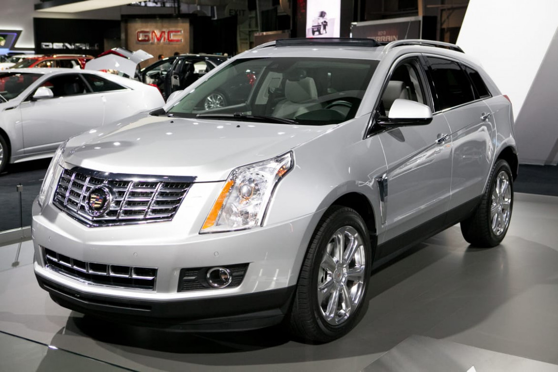 Cadillac SRX Replacement Coming in November, Small Car by 8 ..
