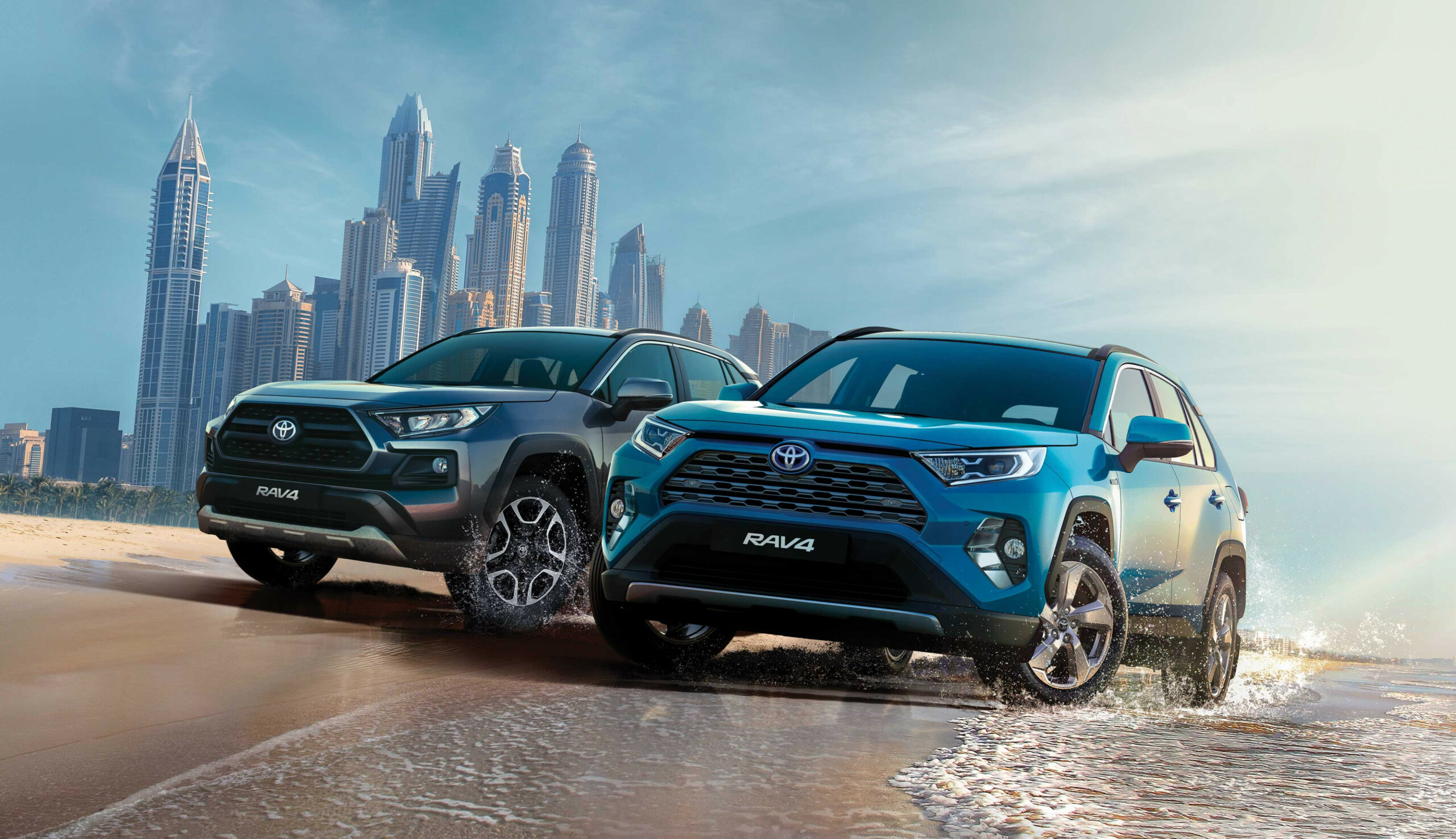 Celebrate 7 Now' with exciting deals from Al-Futtaim Toyota ...
