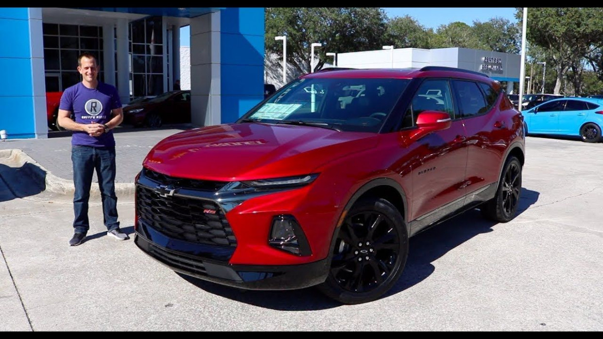 chevrolet blazer 7 youtube Overview and Price 7*7 ...