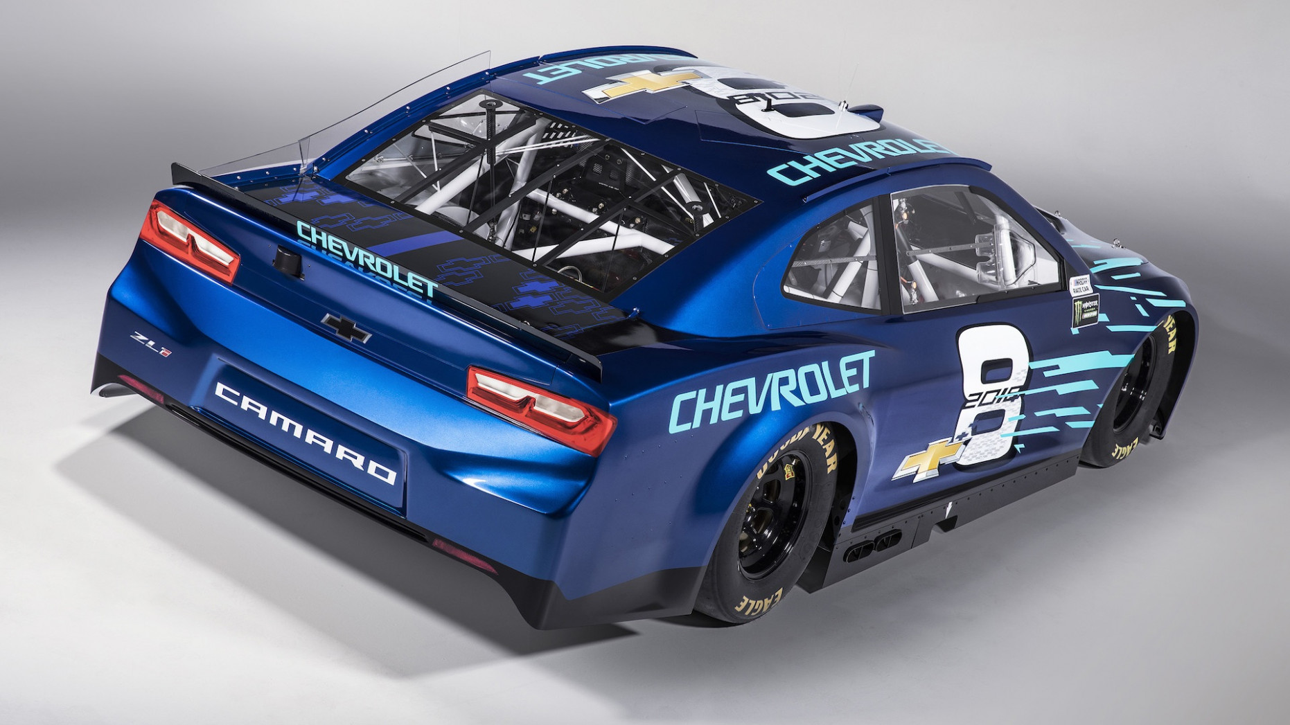 Chevrolet Camaro ZL8 to be next year's NASCAR Cup car