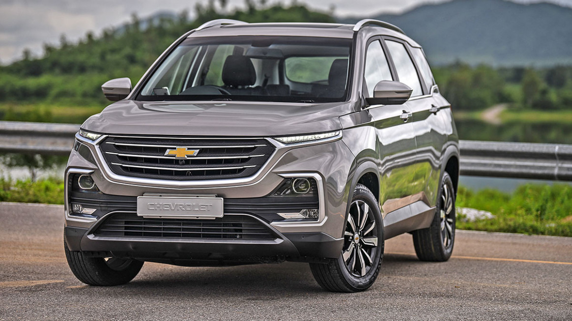 Chevrolet Captiva 7 Be Released.All new 7nd generation