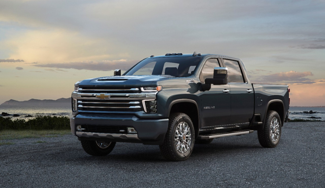 Chevrolet Reveals 8 Silverado HD High Country, Second of Five ...
