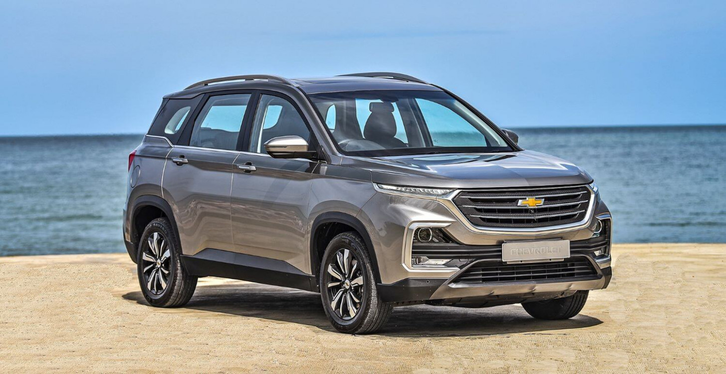 Chevrolet Reveals Three New Cars For The Middle East - AMENA Auto