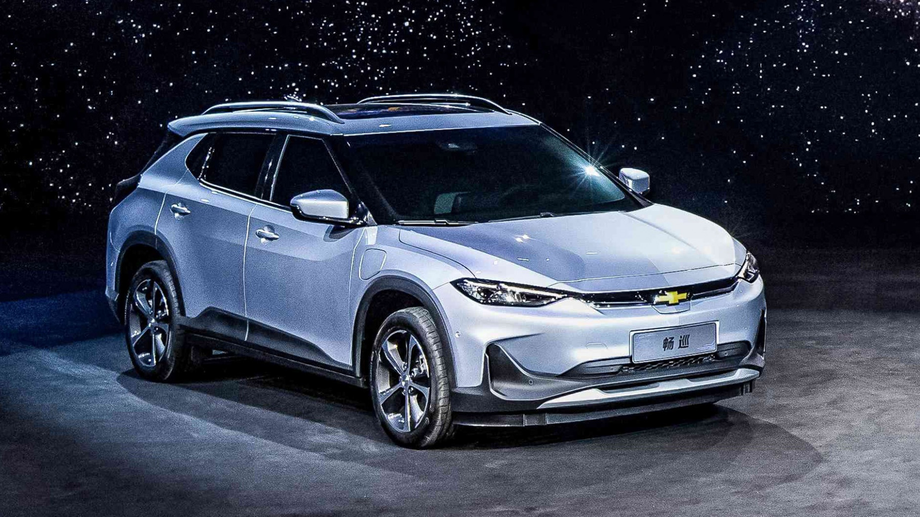 Chevy reveals 8-seat Blazer and new EV in China - chevrolet vehicles 2020