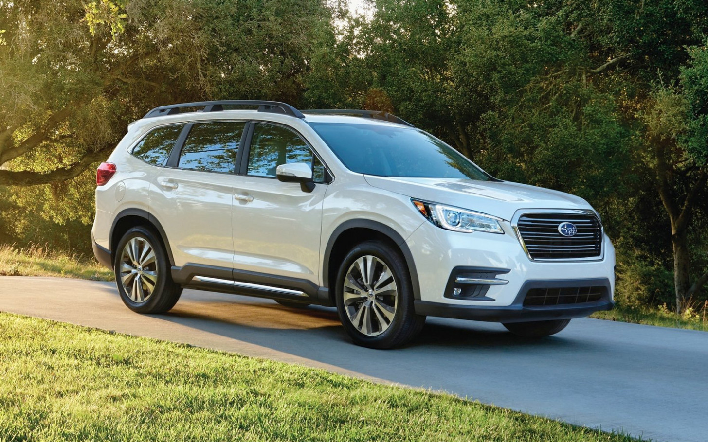 Comparison - Subaru Ascent Premium 7 - vs - Audi Q7 Quattro ..