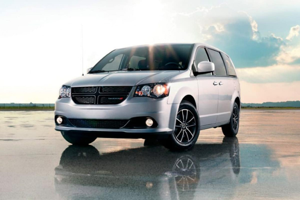 Dodge Grand Caravan Vs. Toyota Sienna