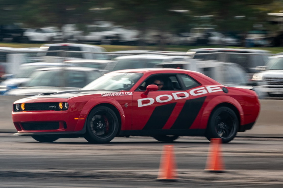 Dodge Thrill Rides | the JRT agency - dodge thrill ride 2020