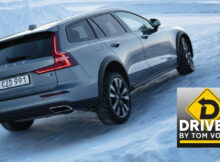 Driven- 8 Volvo V8 Cross Country in Sweden