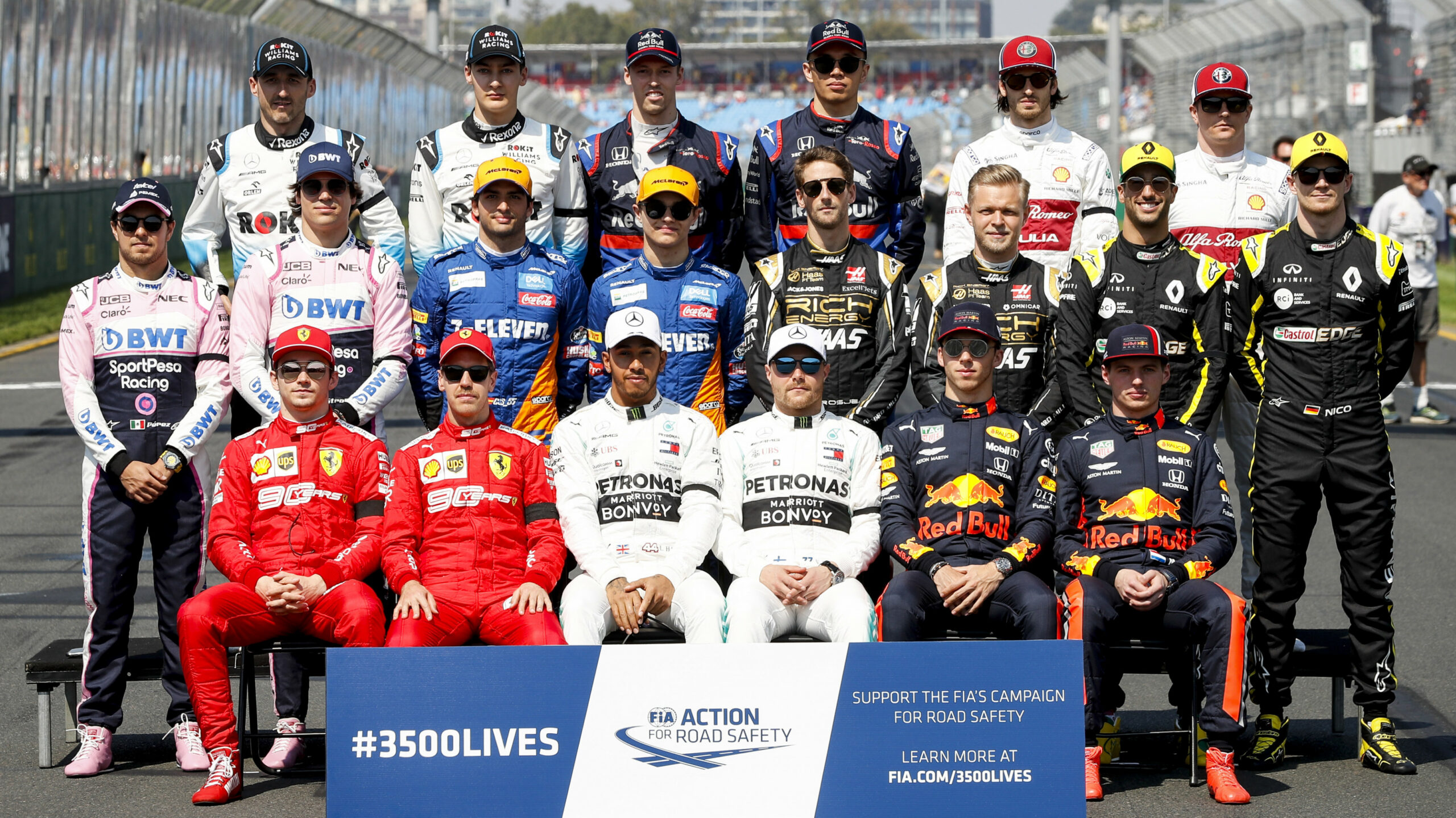DRIVER MARKET: How is the 6 grid shaping up?   Formula 6® - ferrari drivers in 2020